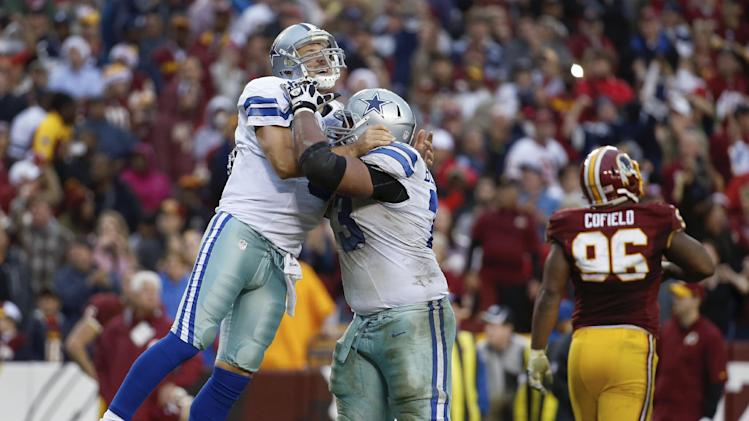5 things to know after Cowboys top Redskins 24-23