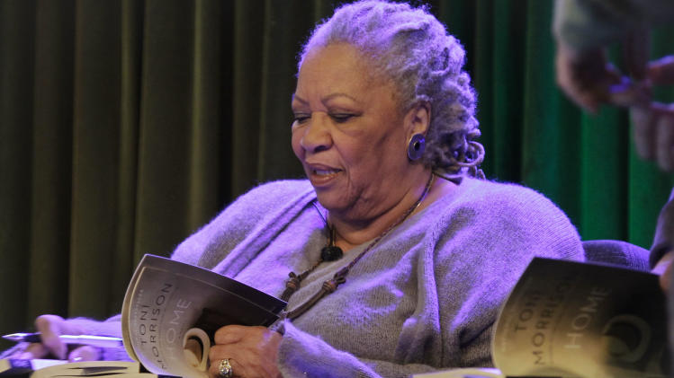 Toni Morrison talks to Google about creativity