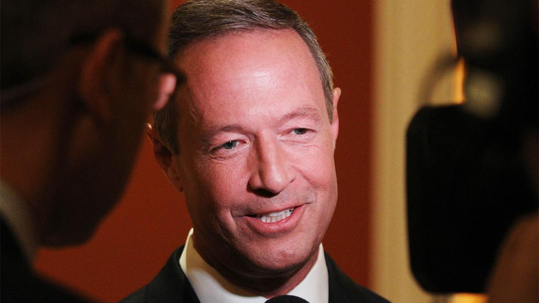 Martin O'Malley Launches Presidential Bid, Plans Next L.A. Visit