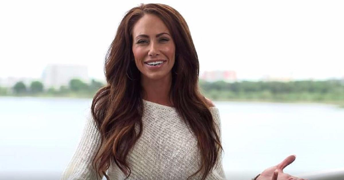 Holly Sonders Used to Steal Arnold Palmer's What?