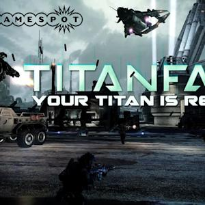Titanfall: Your Titan Is Ready Live Stream Trailer