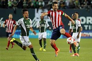 Portland Timbers 1-1 Chivas USA: Cubo Torres steals a point