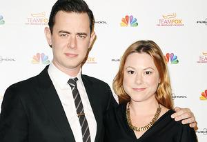 Colin Hanks and Samantha Bryant | Photo Credits: Jason LaVeris/FilmMagic