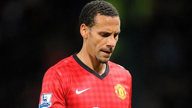 Manchester United defender Rio Ferdinand (PA Photos)