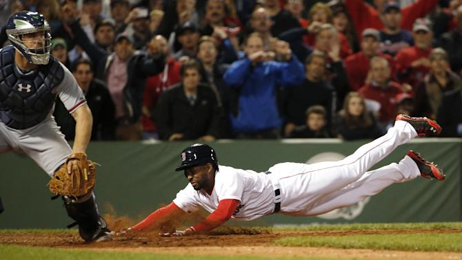 Red Sox rally for 4-3 win over Braves