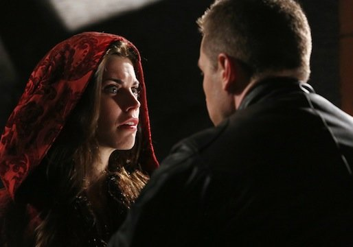 Will Once Upon a Time&#39;s Ruby Wolf Out? Meghan Ory Teases Deadly Twist, Red&#39;s &#39;Sexy&#39; New Friend