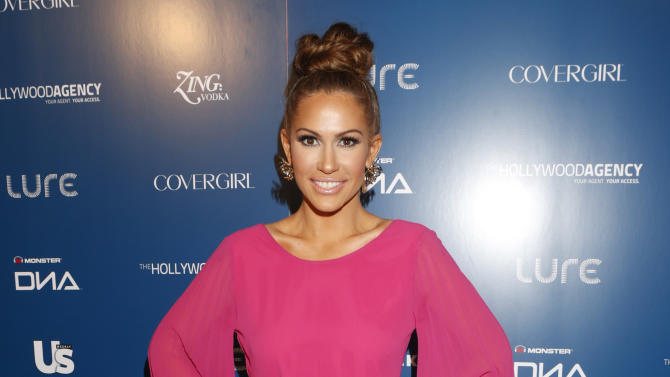 Kimberly Cole attends the US Weekly AMA After Party for The Wanted at Lure on Sunday November 19, 2012 in Los Angeles, California.  (Photo by Todd Williamson/Invision/AP Images)