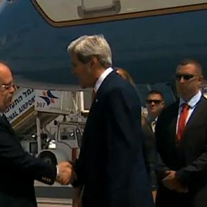 Raw: Secretary of State Kerry in Israel