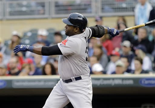 Gomes sac fly in 10th lifts Red Sox over Twins