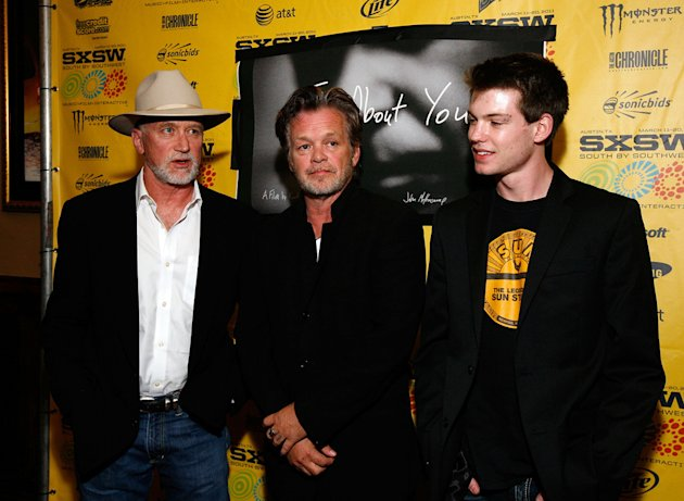 2011 SXSW Music and Film Festival Kurt Markus John Mellencamp Ian Markus