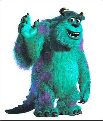 Sullivan ( John Goodman ) in Disney's Monsters, Inc.
