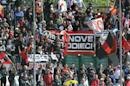 Italian third-tier match abandonment 'a disgrace'