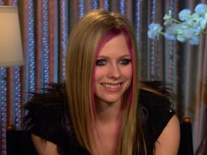 Avril Lavigne Doesn't 'Hold Back' In 'Goodbye Lullaby' -- Access Hollywood