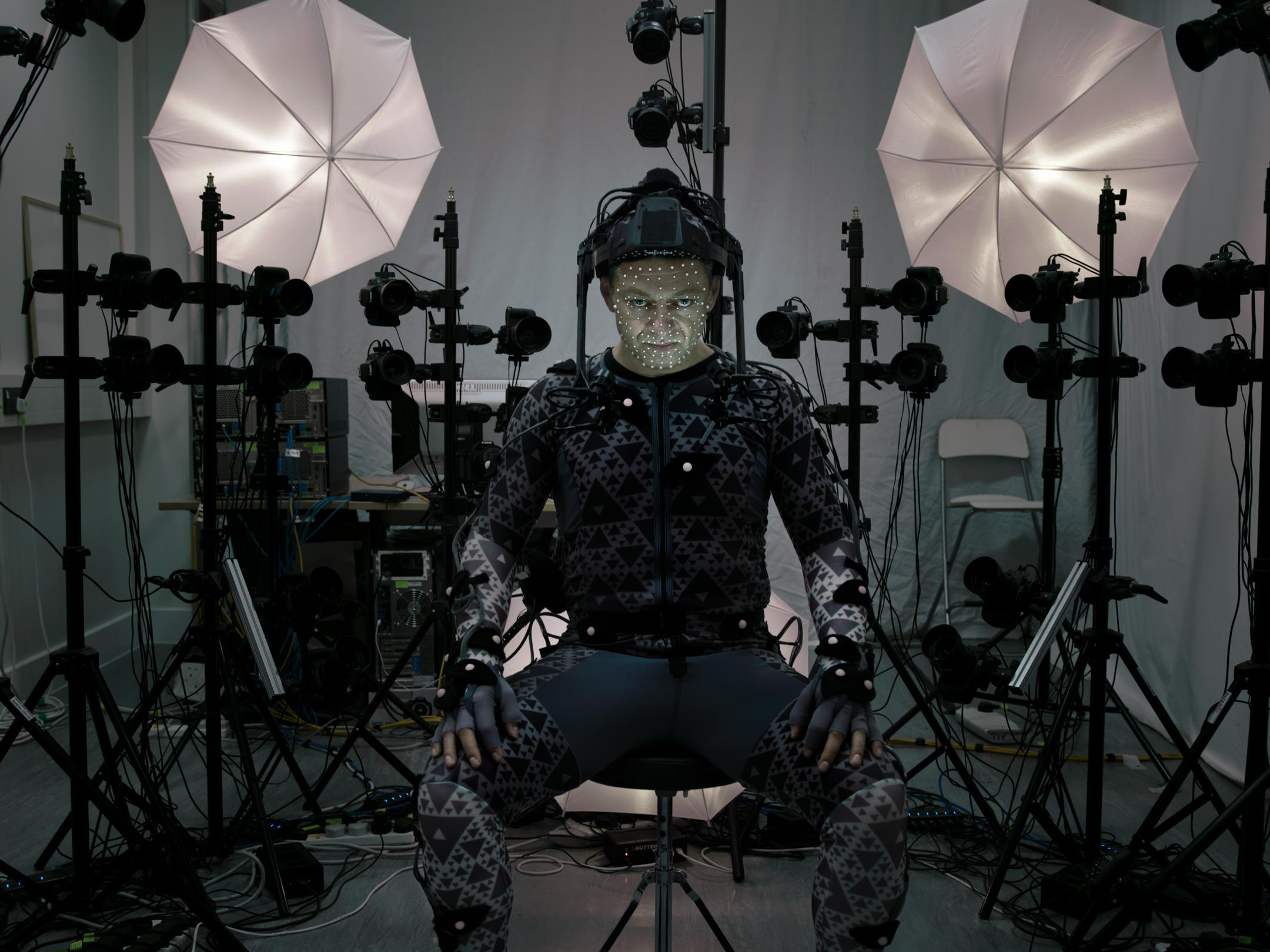 Star Wars: Episode 7 -- This Is Who Andy Serkis Plays