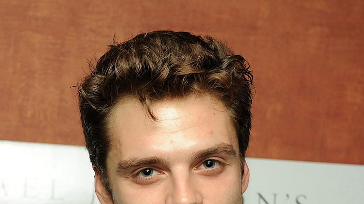 Michael Jackson's This is it New York Premiere 2009 Sebastian Stan