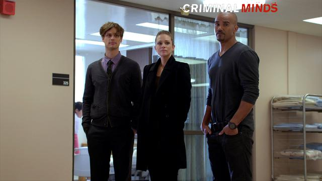 Criminal Minds - Come Out!