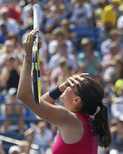 S. Williams, Federer ease into US Open's 4th round
