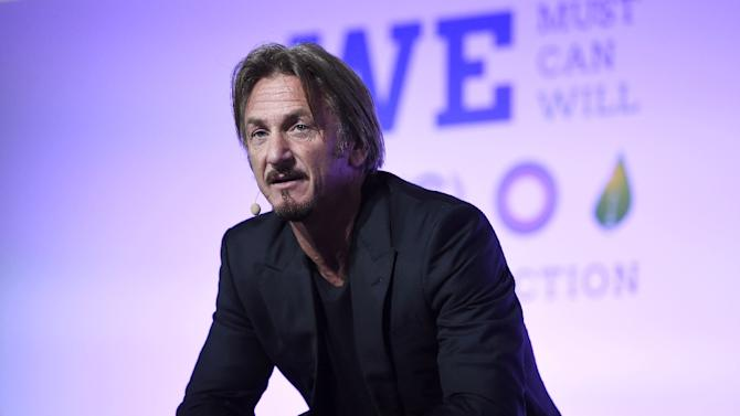 US actor Sean Penn wrote that the 58-year-old Guzman gave him a big hug when they met at a Mexican jungle clearing and had a seven-hour sitdown followed by phone and video interviews