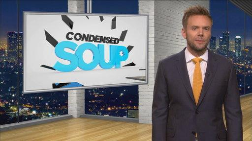 Condensed Soup: #Sad Joel McHale