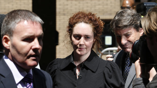 Rebekah Brooks denies phone hacking charges
