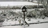 Winter Weather As Snow Hits Northern UK