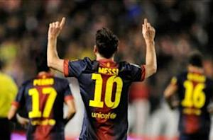 Now it's official: Lionel Messi is the greatest goalscorer the game has ever seen