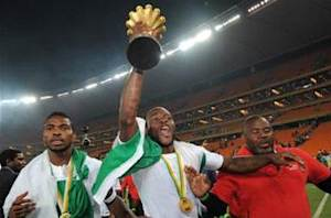 Chelsea star Moses 'proud to be Nigerian' after Afcon triumph