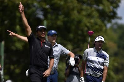 Deutsche Bank Championship 2015: Tee times, pairings for Friday's 1st round
