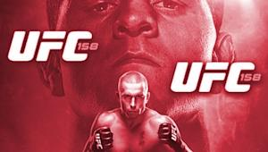 UFC 158: St-Pierre vs. Diaz Prelims Draw Strong TV Ratings on FX