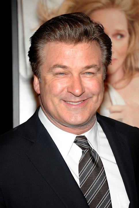 Alec Baldwin attends the New York premiere of &quot;It's Complicated&quot; at The Paris Theatre on December 9, 2009 in New York City. 