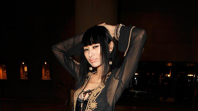 Beneath the Darkness 2012 LA Premiere Bai Ling
