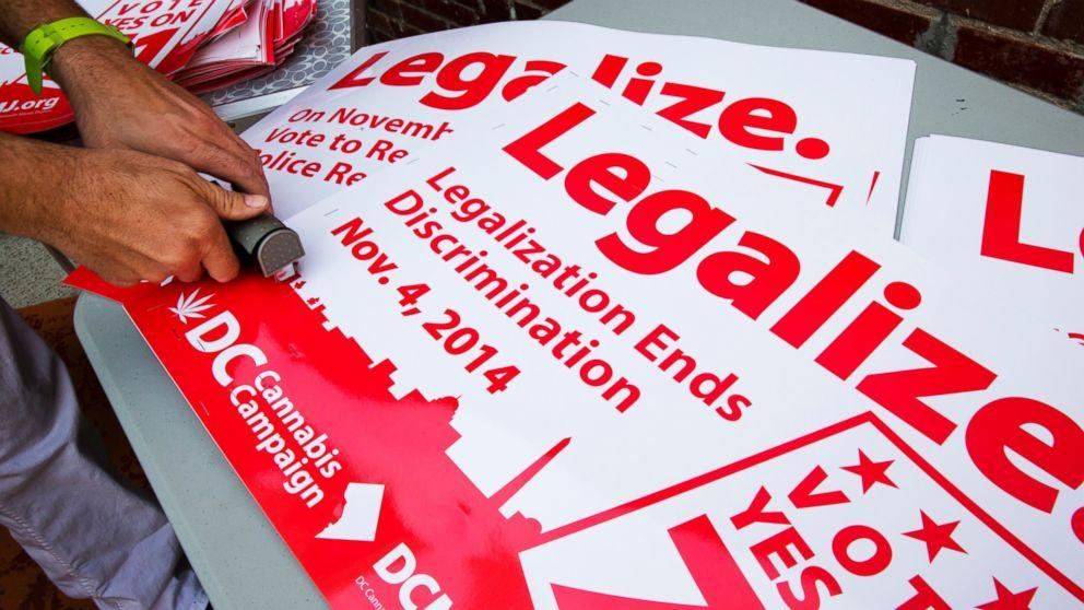 Weed The People: What You Need to Know About Pot Legalization in Washington, DC
