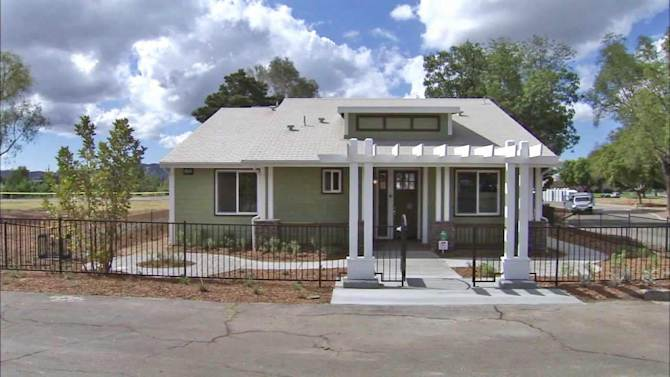 SoCal Edison unveils model 'green' home at OC Great Park in Irvine