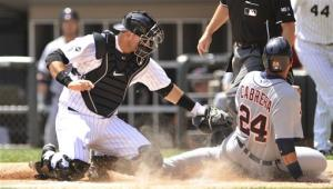 Tigers hit 3 HRs in 8-run rally in 6th, top Chisox