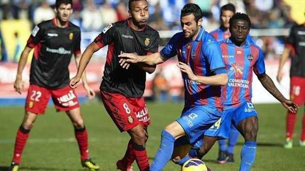 Vicente Iborra of Levante (Imago)