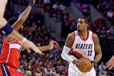 NBA scores 2015: Blazers follow LaMarcus Aldridge's lead, beat Wizards in 103-96 comeback win