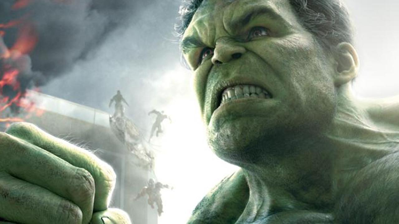 Marvel Reveals Hulk Poster for Avengers: Age of Ultron and New 30 Second TV Spot