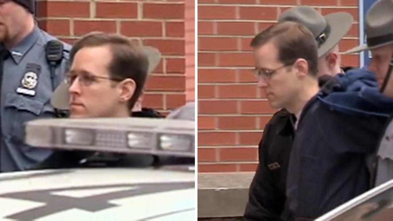 Survivalist pleads not guilty in Pennsylvania trooper murder