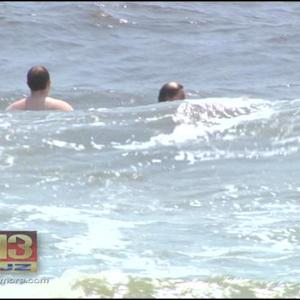 Man Dies, Others Rescued In Ocean City Rip Tide