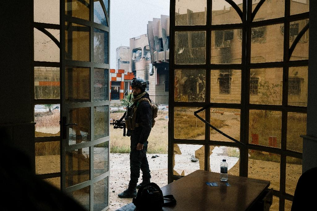 In Iraq's Mosul, university a casualty of anti-IS war