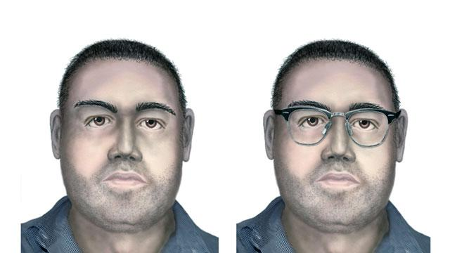 "This illustration provided by the press office of the Bulgarian Interior Ministry on Thursday, Aug. 16, 2012 shows a computer-generated image of a man suspected of involvement in the bombing that killed five Israeli tourists and a Bulgarian bus driver a month ago in Burgas.   The Interior Ministry said Thursday that ""there is data that the man is related to the terrorist attack at the airport.""  (AP Photo/Bulgarian Interior Ministry)"