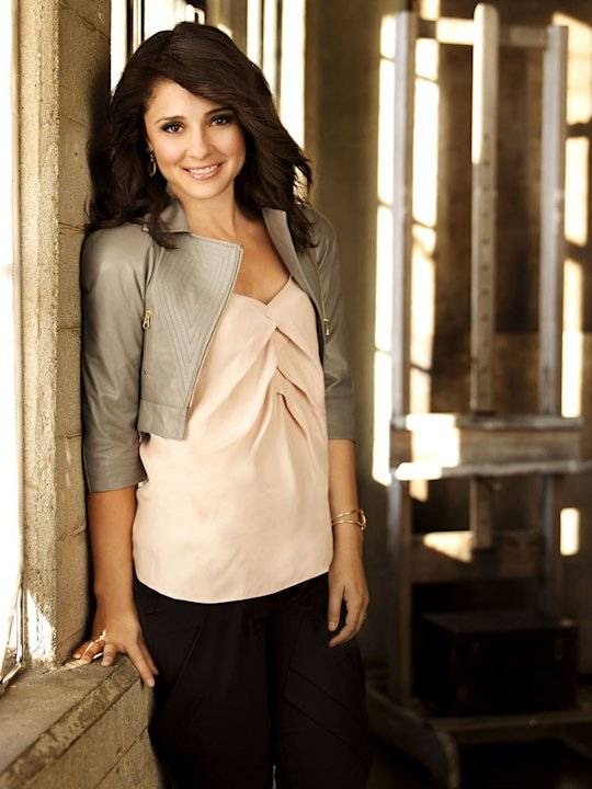 "Shiri Appleby stars as Cate on ""Life Unexpected."""