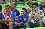Uefa opens disciplinary proceedings against Croatia after crowd trouble against Spain