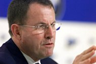 Kim Dotcom said John Banks, pictured here in 2002, asked him to make the donation in two NZ$25,000 installments so the source of the funds, used in a failed bid to become Auckland mayor, could remain anonymous under New Zealand campaign donation laws