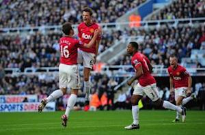 Evans: Players to blame, not Moyes