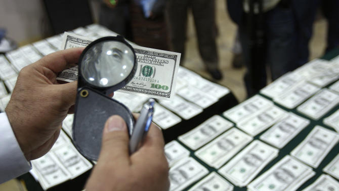Peru the global leader in dollar counterfeiting