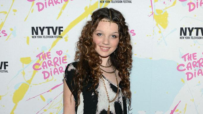 """The Carrie Diaries"" Premiere - Opening Night - 2012 New York Television Festival"