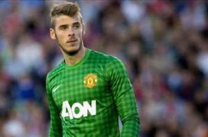 'I'm very happy in Manchester' - De Gea dismisses United exit rumors
