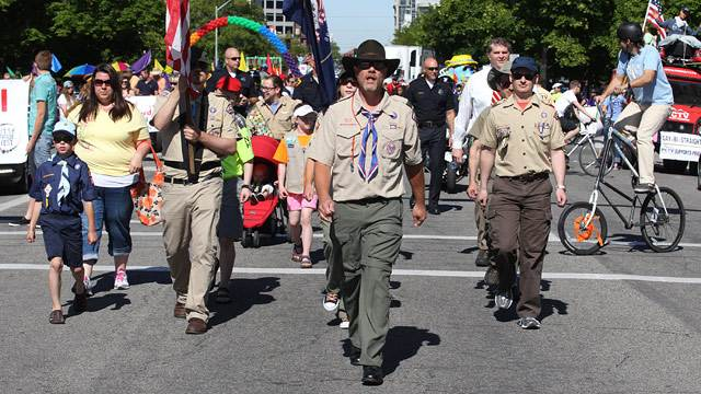 Two Boy Scout Leaders' Membership May Be Revoked for Marching in Utah Pride Parade