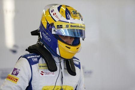 Sauber's Ericsson fit to race after Thai chicken accident